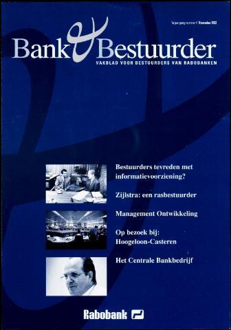blad 'Bank & Bestuurder' 1992-11-01