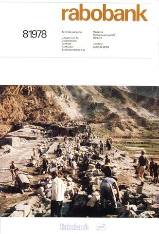 blad 'Rabobank' 1978-08-01