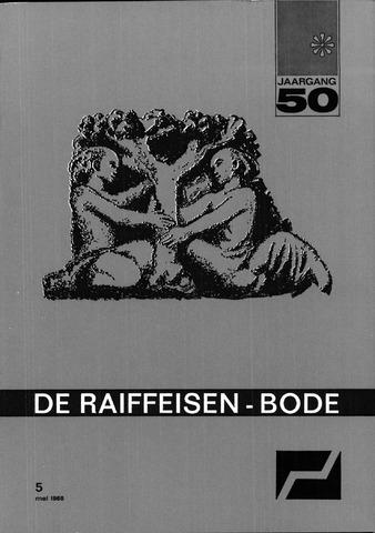 blad 'De Raiffeisen-bode' (CCRB) 1968-05-01