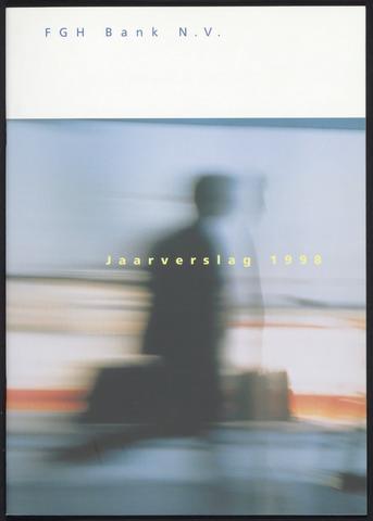 Jaarverslagen Friesch-Groningsche Hypotheekbank / FGH Bank 1998