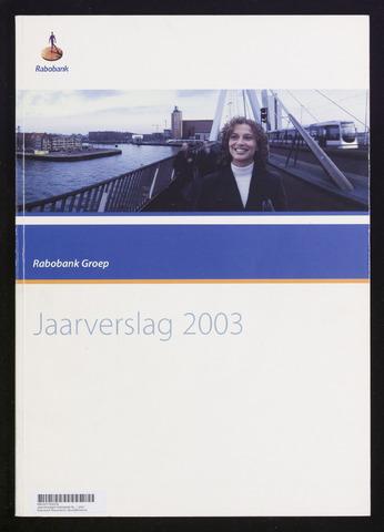 Jaarverslagen Rabobank 2003-12-31