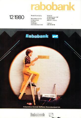 blad 'Rabobank' 1980-12-01