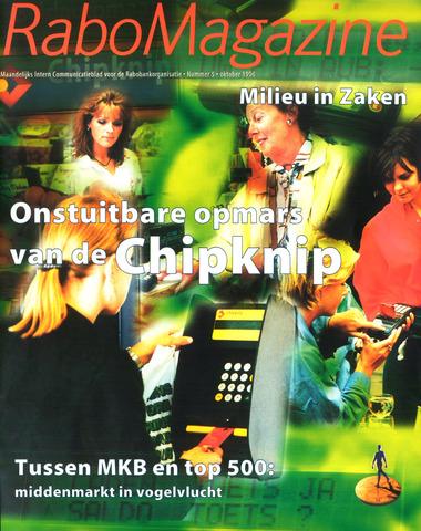 blad 'RaboMagazine' 1996-10-01