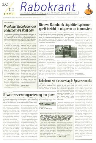 Rabokrant 1997-11-20
