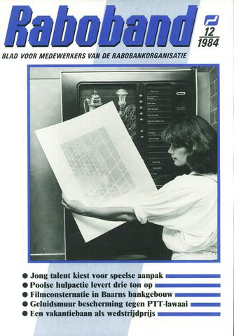 blad 'Raboband' 1984-09-05