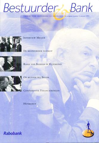 blad 'Bank & Bestuurder' 1995-01-01