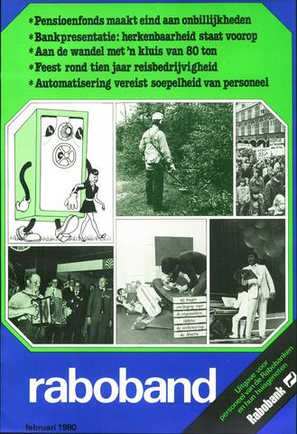 blad 'Raboband' 1980-02-01