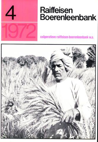 blad 'Raiffeisen Boerenleenbank' 1972-04-01