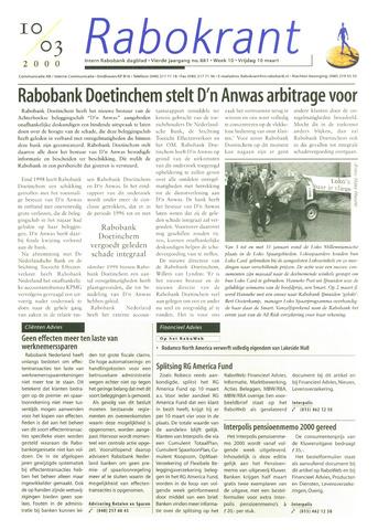 Rabokrant 2000-03-10