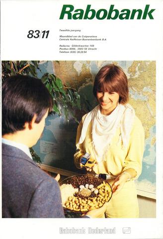blad 'Rabobank' 1983-11-01