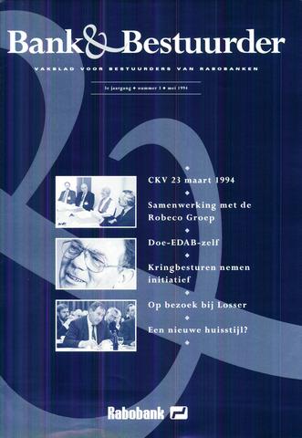 blad 'Bank & Bestuurder' 1994-05-01