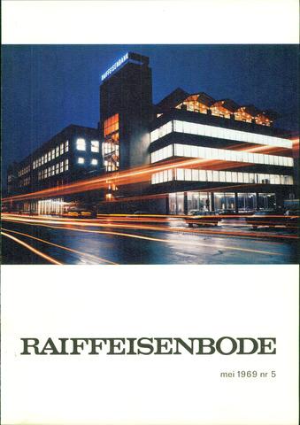 blad 'De Raiffeisen-bode' (CCRB) 1969-05-01