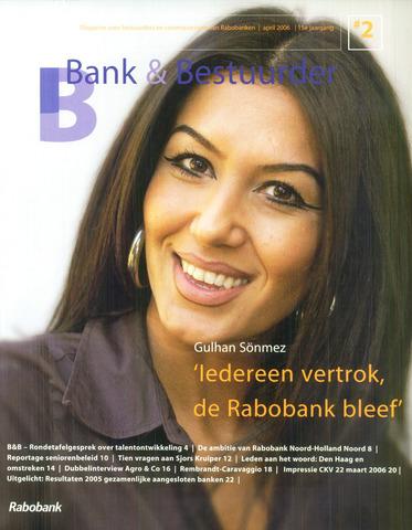 blad 'Bank & Bestuurder' 2006-04-01