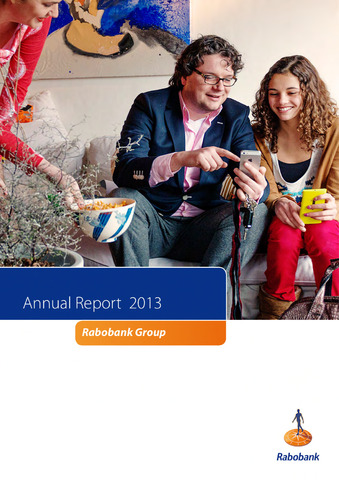 Annual Reports Rabobank 2013