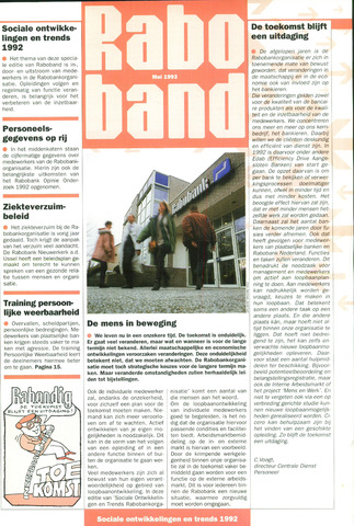 blad 'Raboband' 1993-05-01