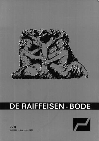 blad 'De Raiffeisen-bode' (CCRB) 1965-07-01