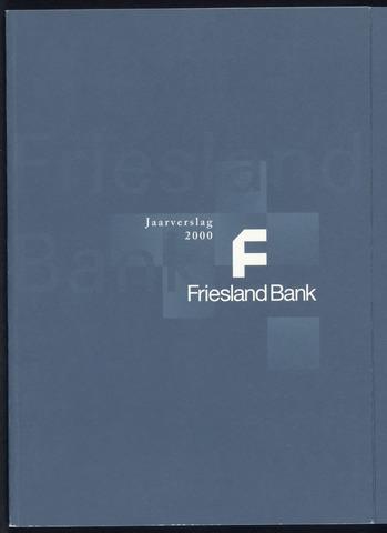Jaarverslagen Friesland Bank 2000