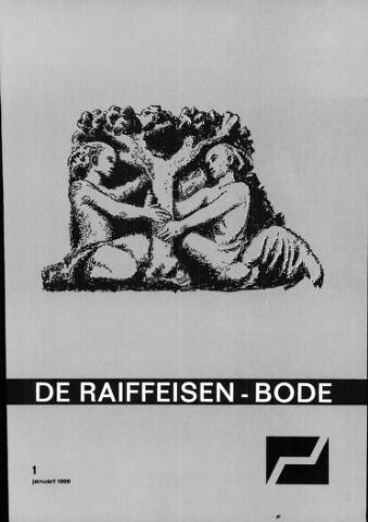 blad 'De Raiffeisen-bode' (CCRB) 1966