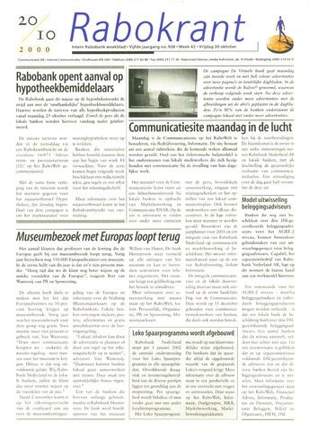 Rabokrant 2000-10-20