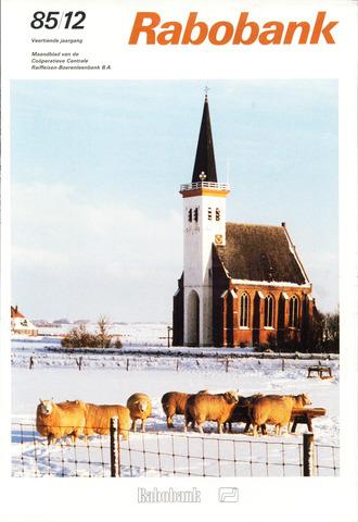 blad 'Rabobank' 1985-12-01