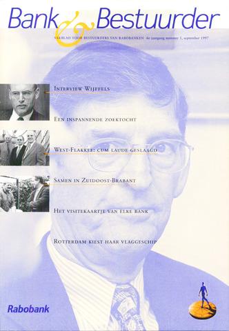 blad 'Bank & Bestuurder' 1997-09-01