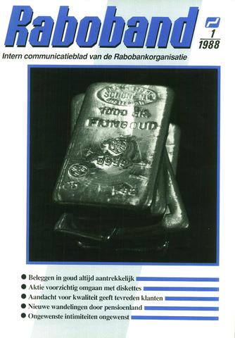 blad 'Raboband' 1988