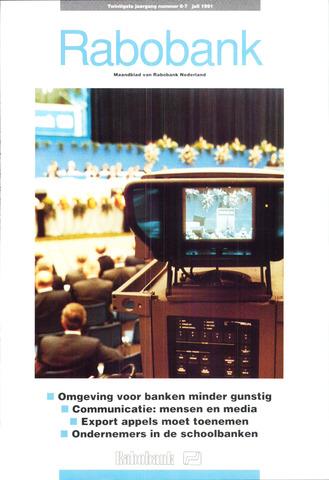 blad 'Rabobank' 1991-06-01