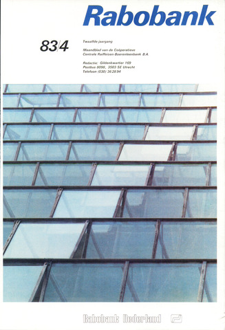 blad 'Rabobank' 1983-04-01