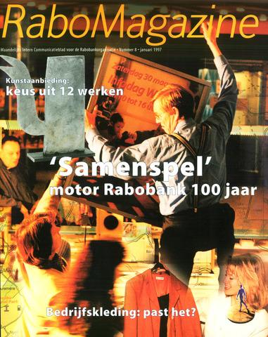 blad 'RaboMagazine' 1997