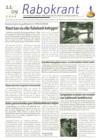 Rabokrant 2000-09-22