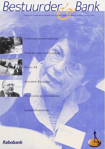 blad 'Bank & Bestuurder' 1995-03-01