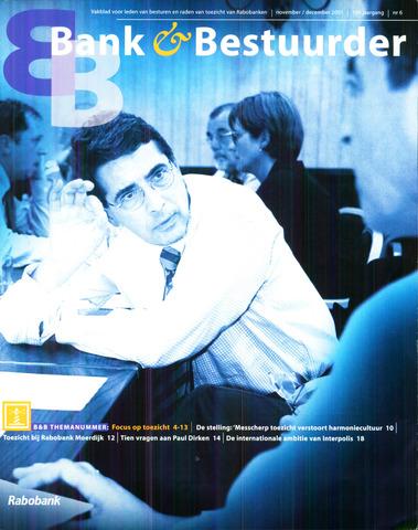 blad 'Bank & Bestuurder' 2001-11-01