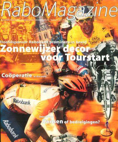 blad 'RaboMagazine' 1996-06-01