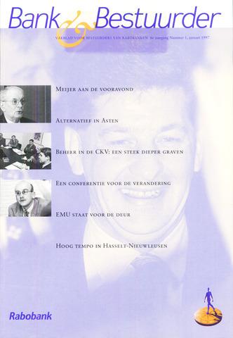 blad 'Bank & Bestuurder' 1997-01-01