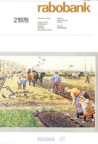 blad 'Rabobank' 1978-02-01