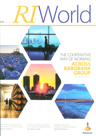 blad 'RI World' (EN) 2011-10-01