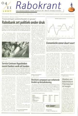 Rabokrant 1997-11-04