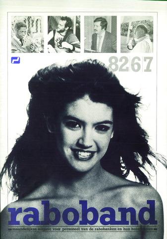 blad 'Raboband' 1982-06-01