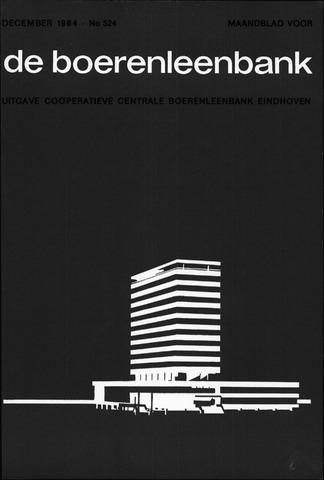 blad 'de boerenleenbank' (CCB) 1964-12-01