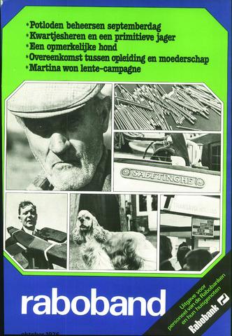 blad 'Raboband' 1976-10-01