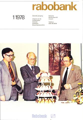 blad 'Rabobank' 1978