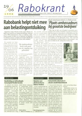 Rabokrant 1998-06-29