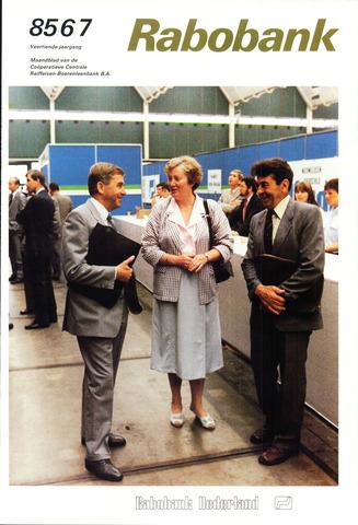 blad 'Rabobank' 1985-06-01