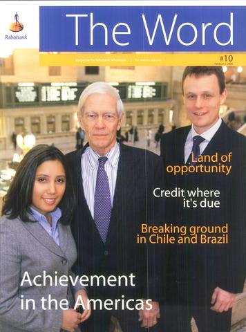 blad 'RI The Word / The Word' (EN) 2006-02-01