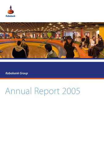 Annual Reports Rabobank 2005