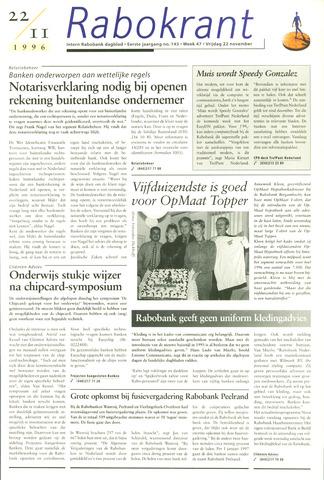 Rabokrant 1996-11-22