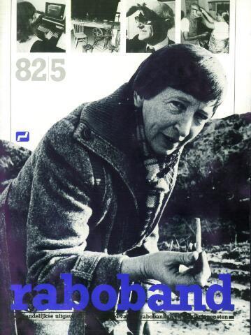 blad 'Raboband' 1982-05-01