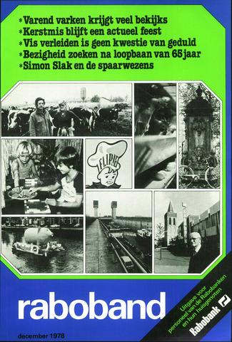 blad 'Raboband' 1978-12-01
