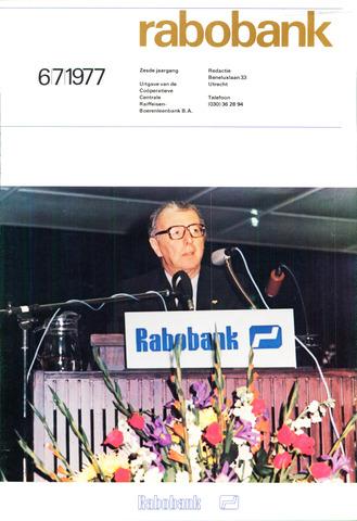 blad 'Rabobank' 1977-06-01