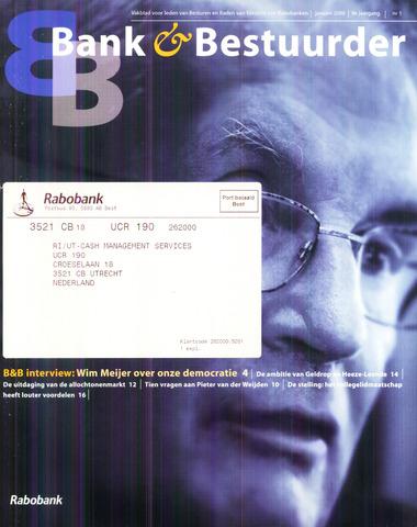blad 'Bank & Bestuurder' 2000